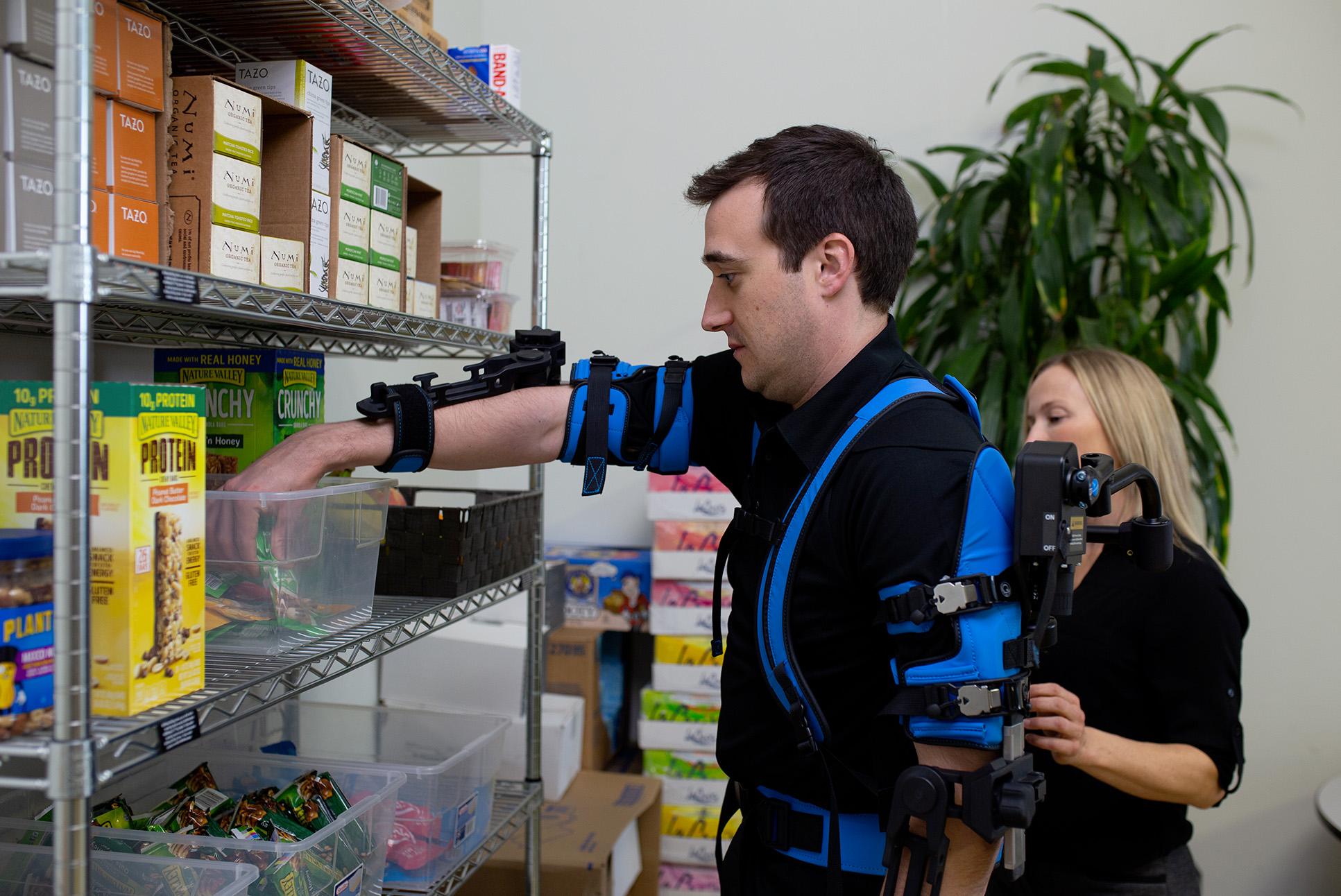 How Do Exoskeletons Work?