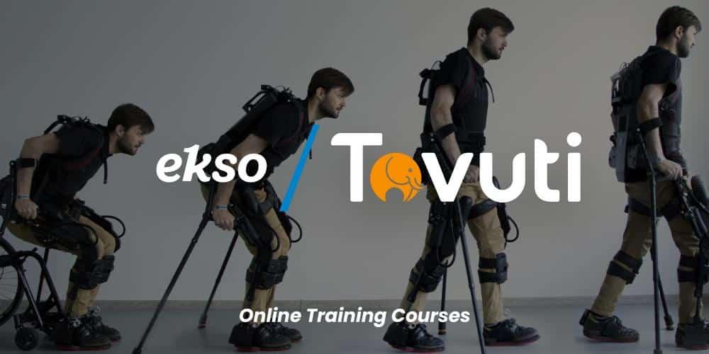 Click here to log into the Ekso Tuvuti Training Module