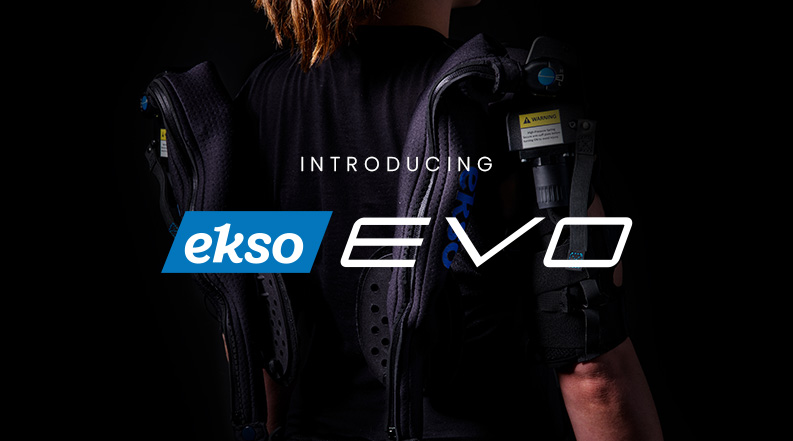 Introducing: Ekso EVO - The next generation of Exoskeleton Vests