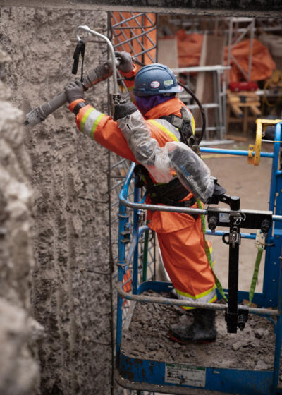 How Ekso's Wearable Technology is Positively Impacting the Construction Industry