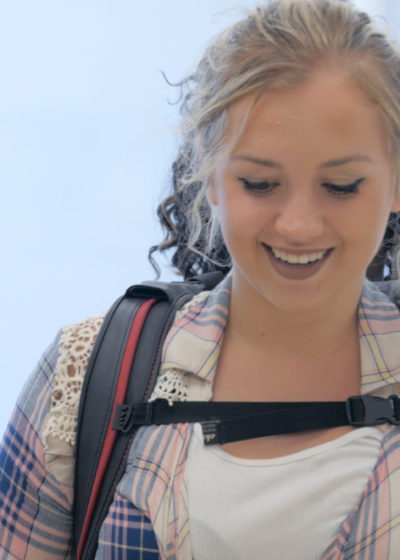 After a Serious Fall, College Student is Back on Her Feet: Sasha's Story