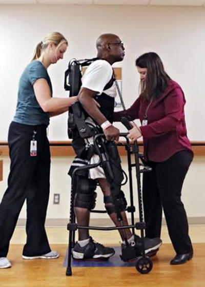 Exoskeleton Suit for the Disabled: Who Qualifies?