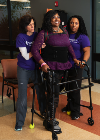 How Do Exoskeleton Suits Help People With Paralysis Stand and Walk Again?