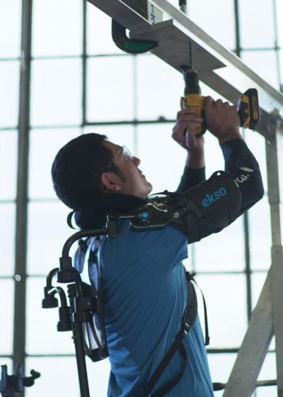 How to Utilize Exoskeleton Robots for Industrial Applications
