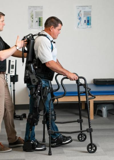 The Four Types of Paralysis and When You Can Use Exoskeletons