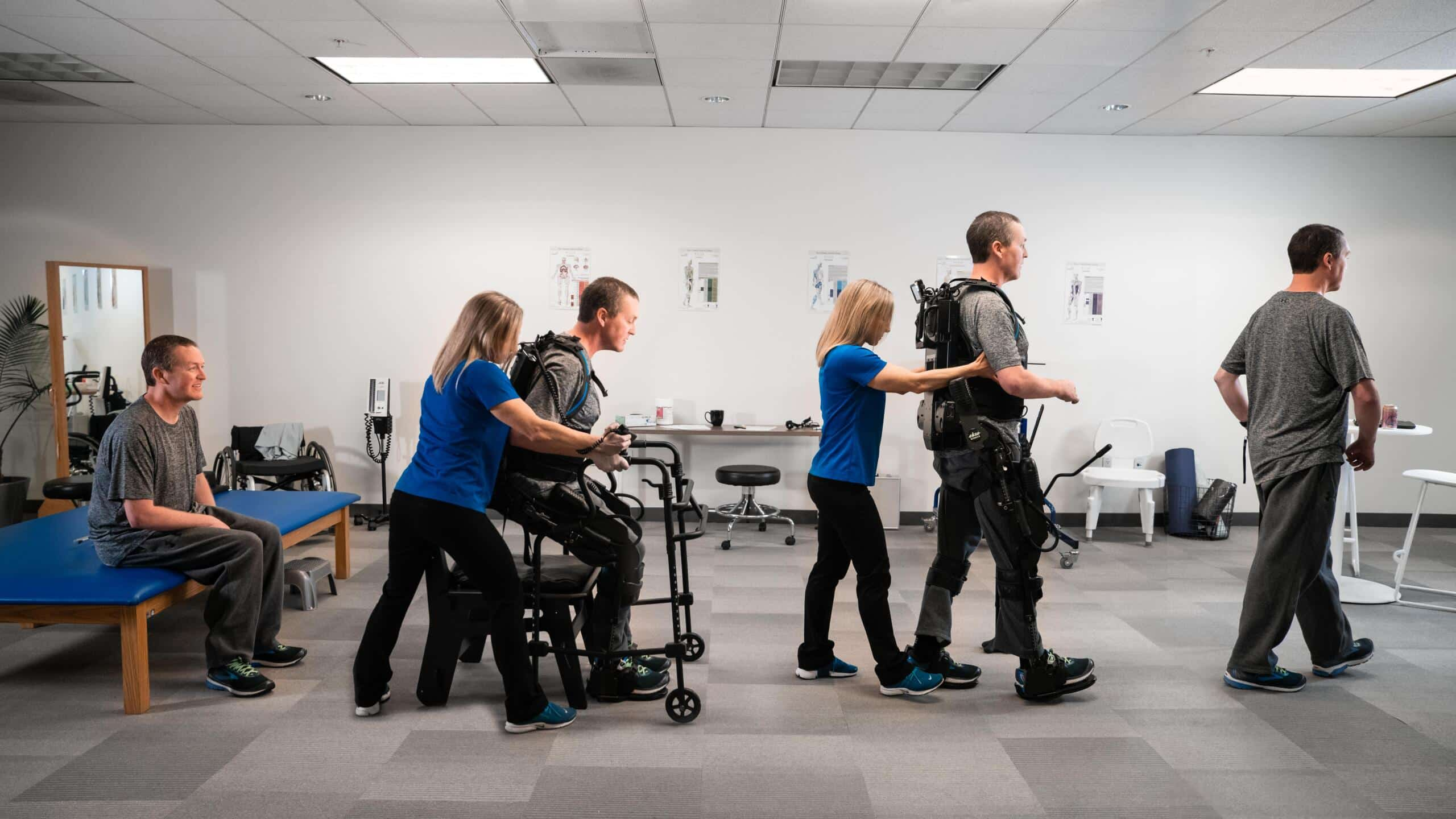 Robotic Assisted Gait Training: The Effects and Impacts for Those Who've Suffered from Spinal Cord Injury