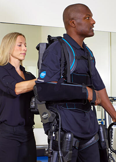 How Ekso Suits are Amplifying Human Mobility